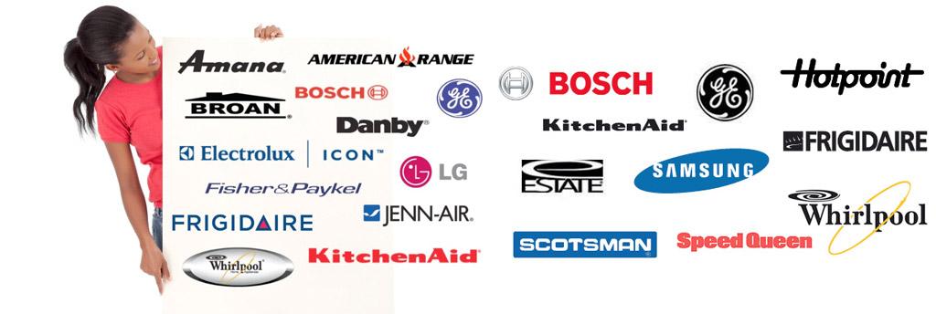 appliances repairs brands